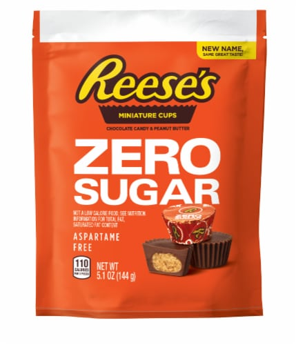 Reeses ZERO Sugar Peanut Butter Miniature Cups 145g