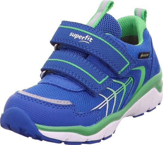 Superfit Sport5 GTX Sneaker, Blue, 30
