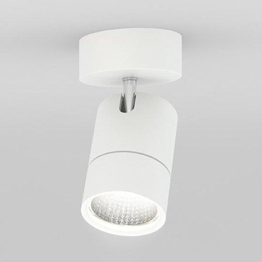 LED-spotti Dash AC 11 W, valk., medium, 3 000 K