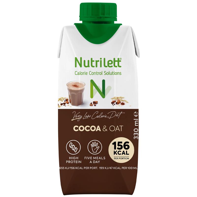 Måltidsersättningsshake Cocoa & Oat - 29% rabatt