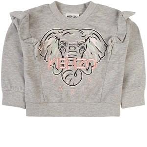 Kenzo Elephant Tröja Grå 2 år