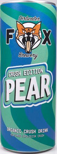 Dirtwater Fox Crush Pear 25cl