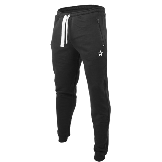 Star Nutrition Tapered Pants, Black