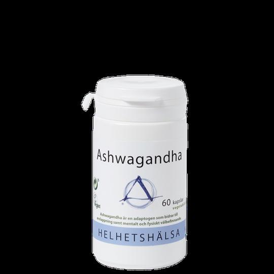 Ashwagandha, 60 kapslar