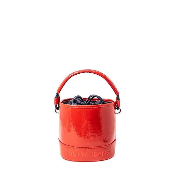 Tommy Hilfiger Jeans Women's Handbag Red 305831 - red UNICA