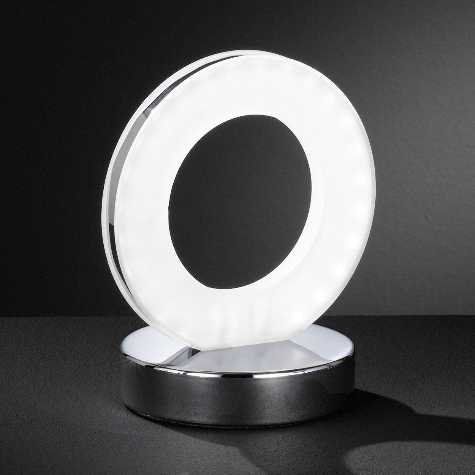 Ringformet LED-bordlampe Ole