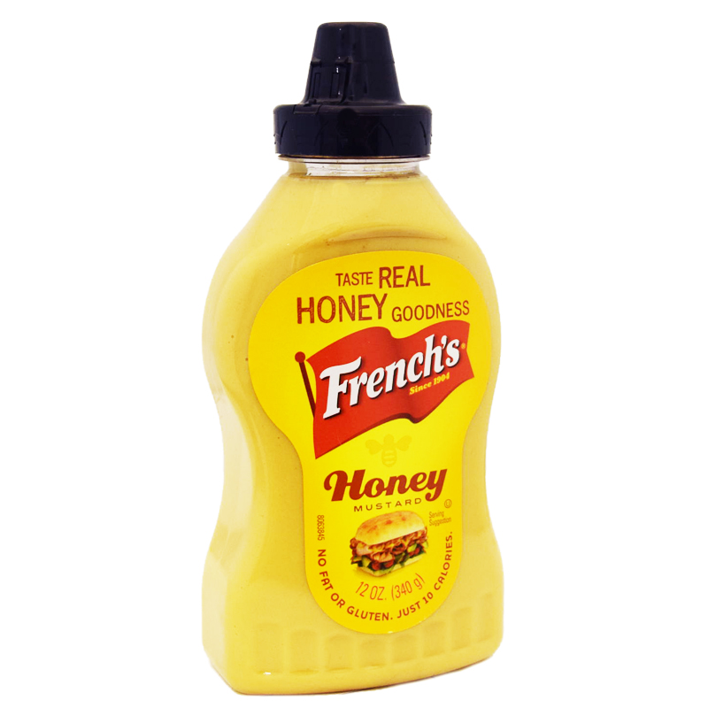 Honungs-senap - 90% rabatt