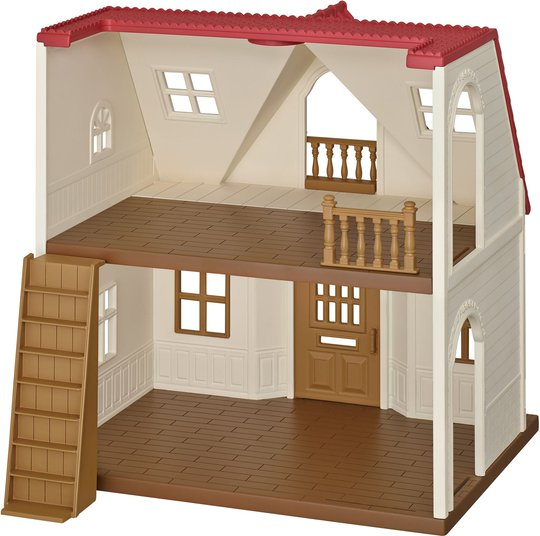 Sylvanian Families Lekesett Red Roof Cosy Cottage