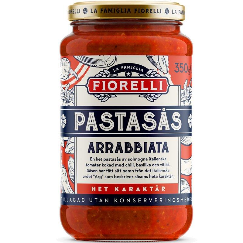 Pastasås Arrabbiata - 25% rabatt