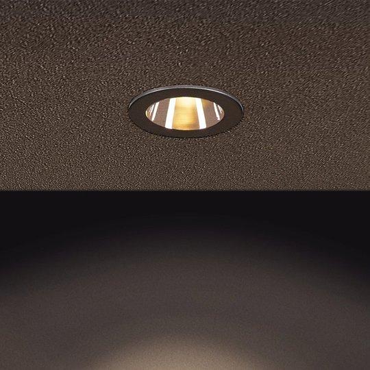 Pyöreä LED-kattouppovalaisin H-Light 3