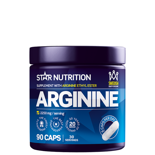 Arginine, 90 caps