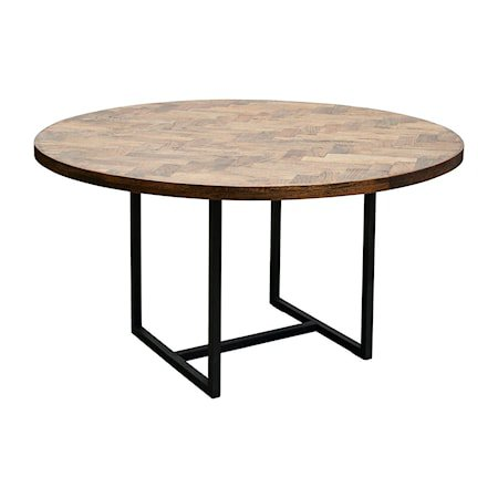 Kant Spisebord Ø140 cm