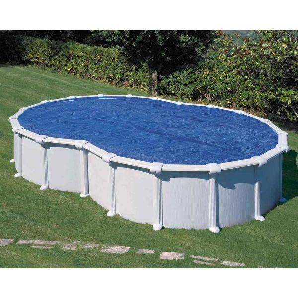 Planet Pool Standard Lämpöpeite 8-kulmainen 540 x 350 cm