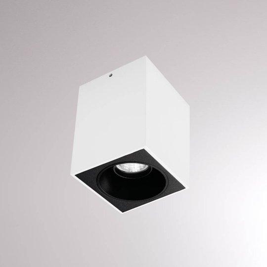 LOUM Atus Square LED-taklampe 1 lyskilder hvit