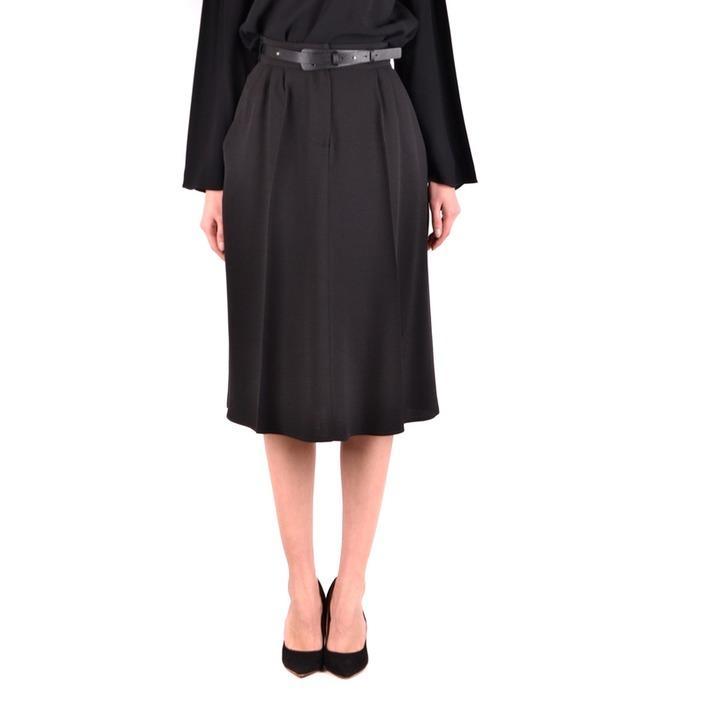 Elisabetta Franchi Women's Skirt Black 161251 - black 42