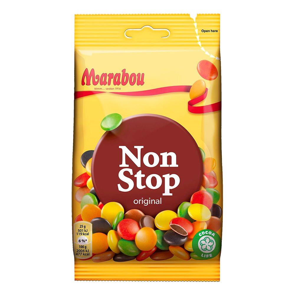 Non Stop i Påse - 100 gram