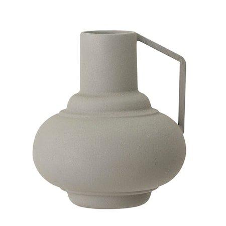 Vase Grønn Metall