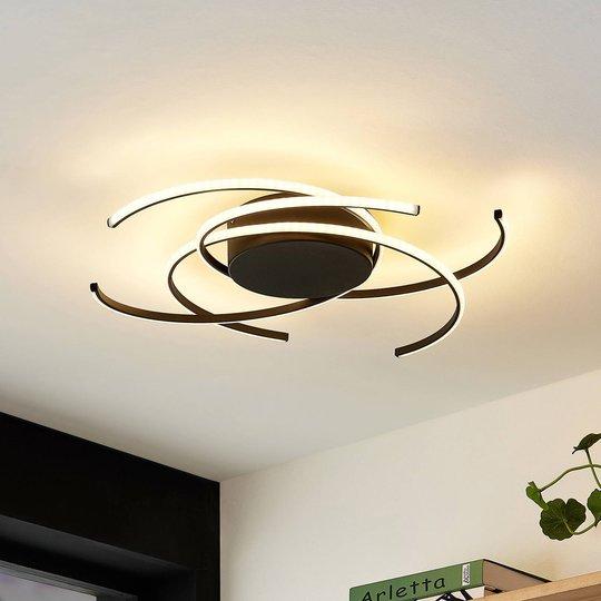 Lindby Hamza LED-taklampe