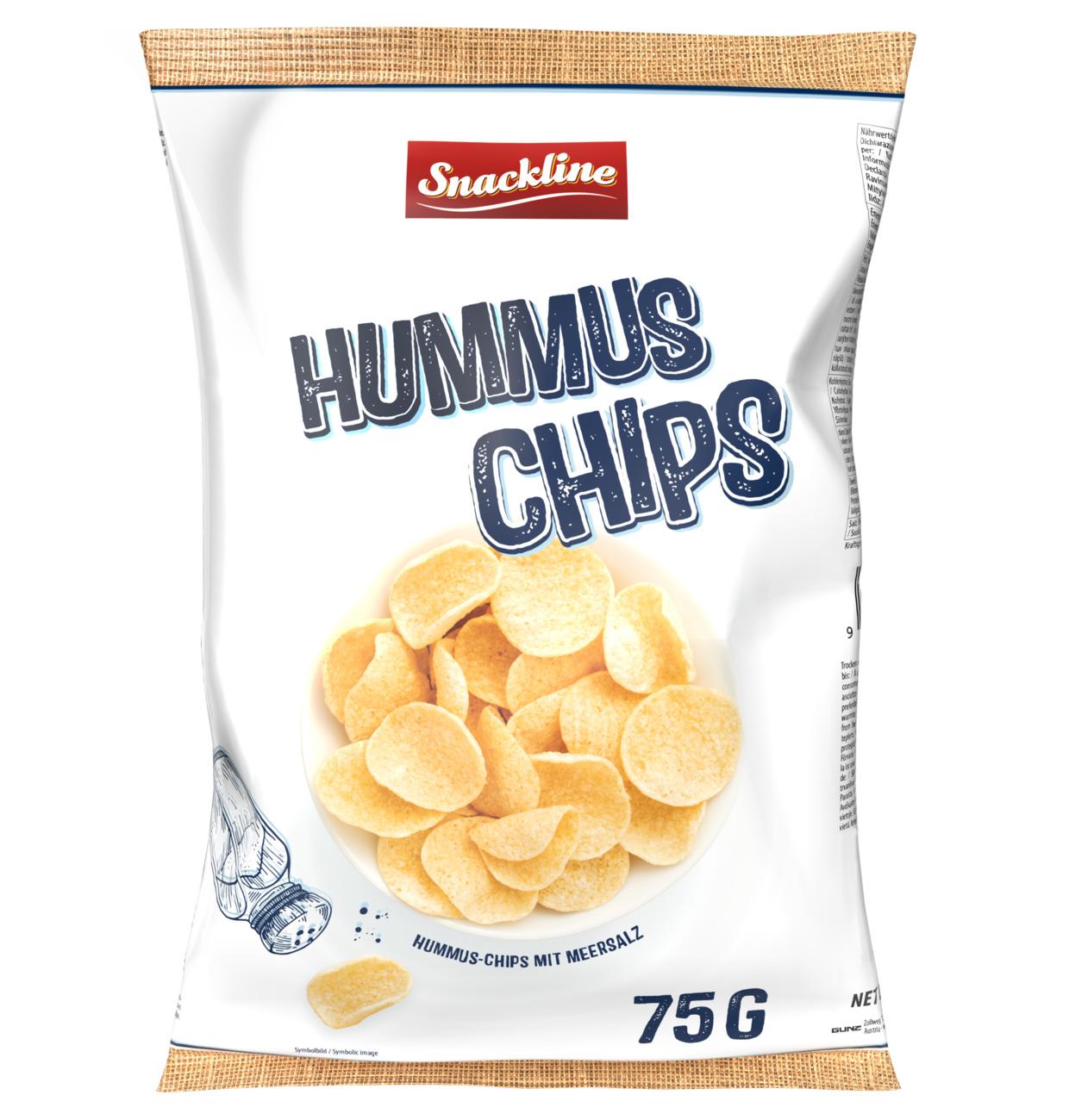 Snackline Hummus Chips 75g