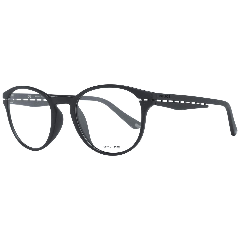 Police Men's Optical Frames Eyewear Black VPL635M500U28