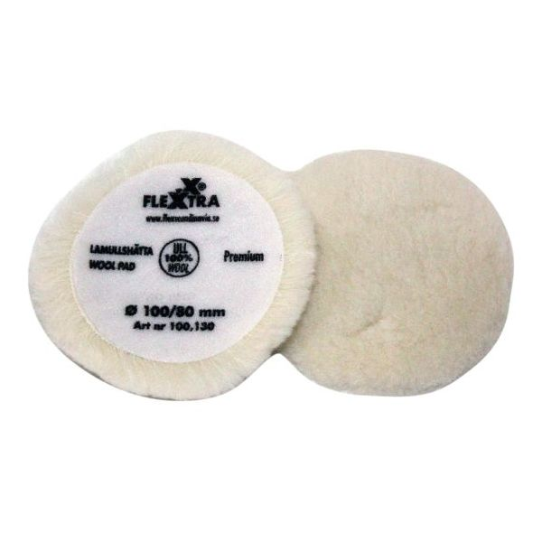 Flexxtra 100130 Lammeullshette 100 % lammeull 100 mm