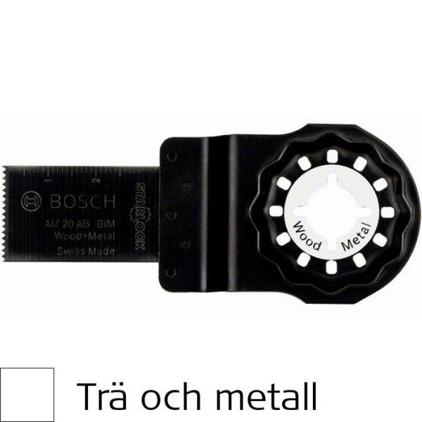 Bosch AIZ20AB BIM Sahanterä