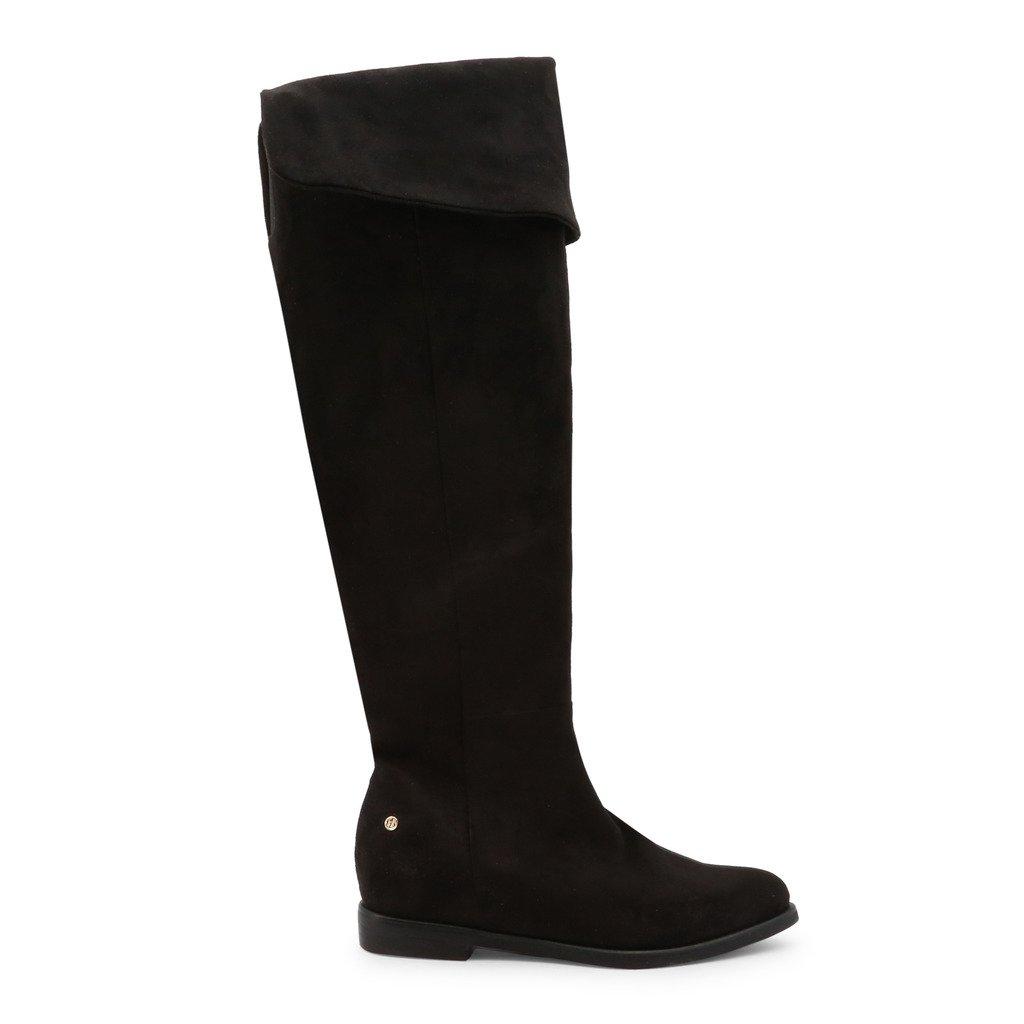 Roccobarocco Women's Boot Black RBSC1JX01STD - black EU 37
