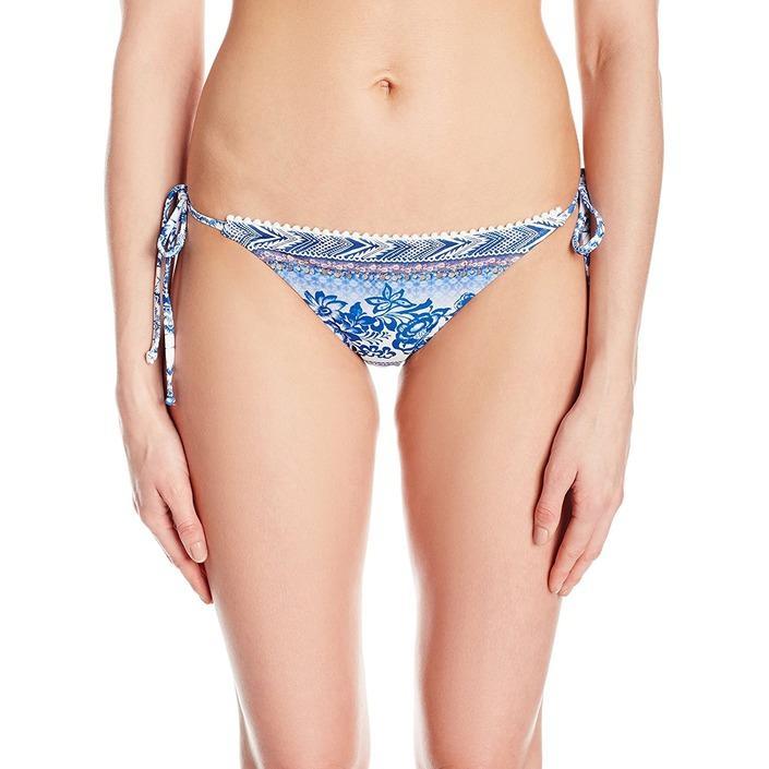 Desigual Women's Beachwear Blue 160430 - blue L