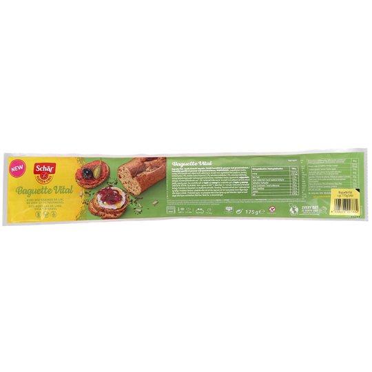 Glutenfri Baguette Vital 175g - 34% rabatt