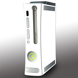 Xbox 360 Console Skin