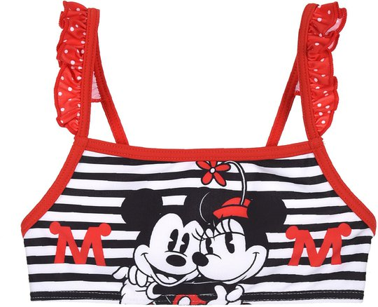 Disney Minni Mus Bikini, Stripete, 10 År