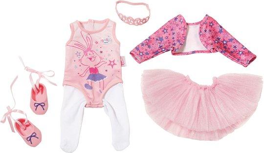 Baby Born Dukkeklær Deluxe Ballerina Sett