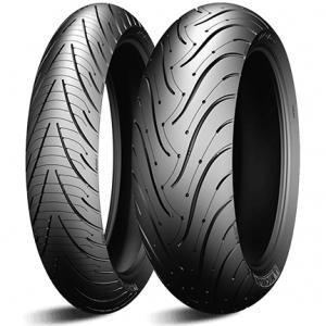 Michelin Pilot Road 3 160/60R18 70W Bak TL