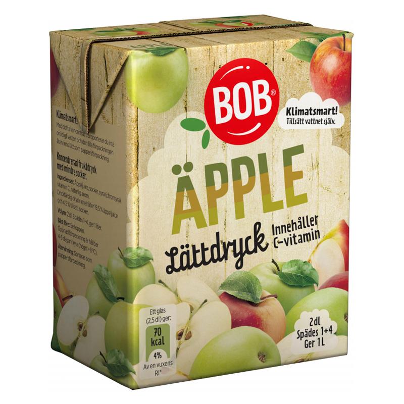 Lättdryck Äpple - 15% rabatt