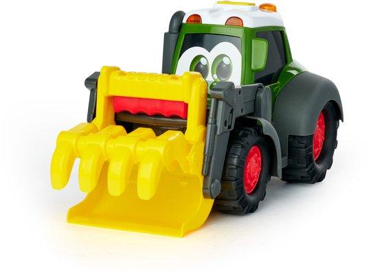 ABC Happy Fendi Traktor, Arbeider