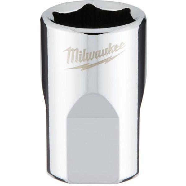 "Milwaukee 4932478336 Stikkontakt 3/8"", kort 6 mm"
