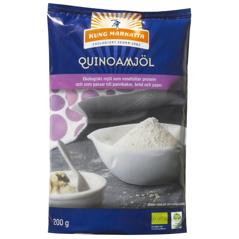 Eko Quinoamjöl 200g - 66% rabatt