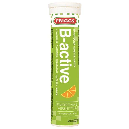 Kosttillskott B-active Apelsin - 42% rabatt