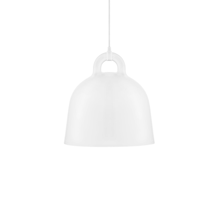 Bell Lampe Hvit M