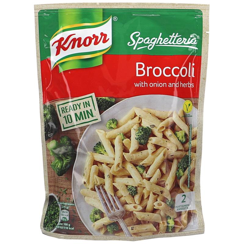Pasta Broccoli, Lök & Örter - -8% rabatt