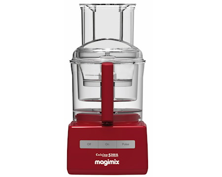 Jubileum 5200 XL Matberedare 1100W röd
