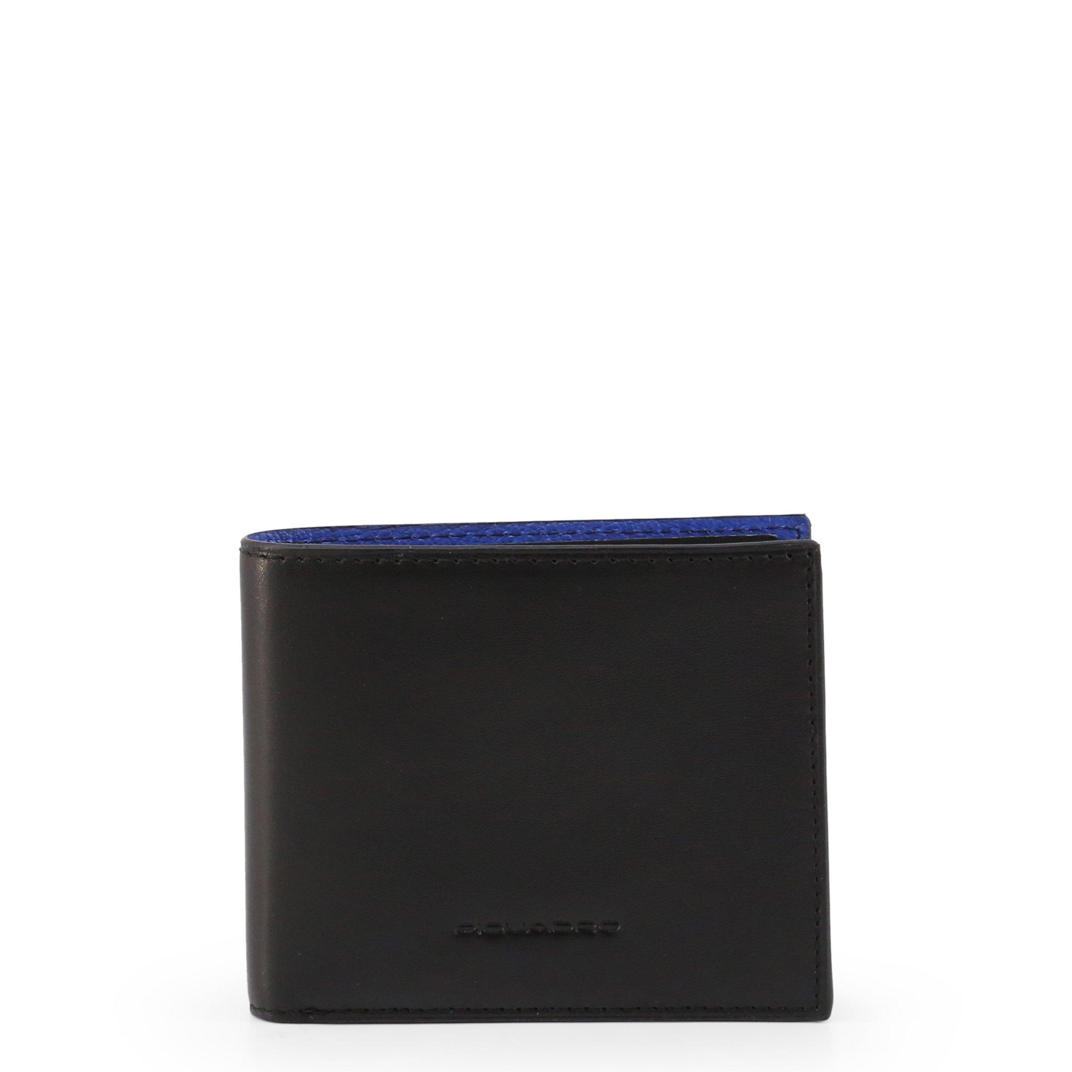 Piquadro Men's Wallet Various Colours PU3891BOR - black NOSIZE