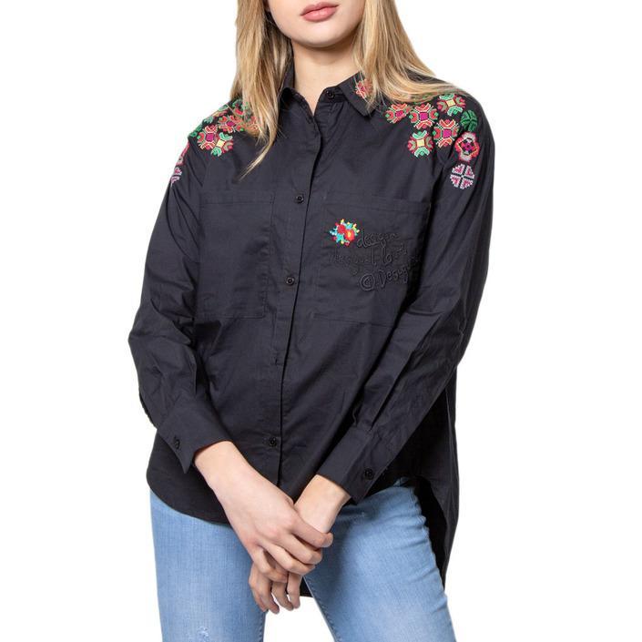 Desigual - Desigual Women Shirt - black M