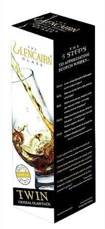 Whiskyglass Glencairn 2-pack 19 cl