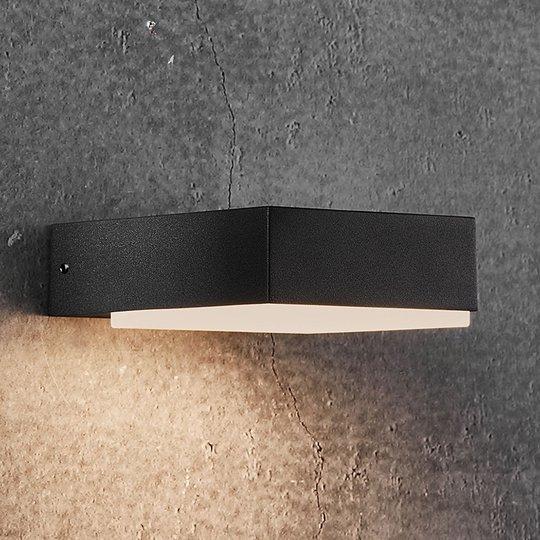 LED-ulkoseinälamppu Piana