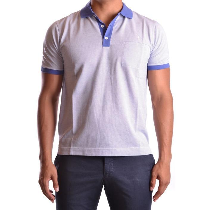 Ballantyne Men's Polo Shirt Purple 162928 - purple L