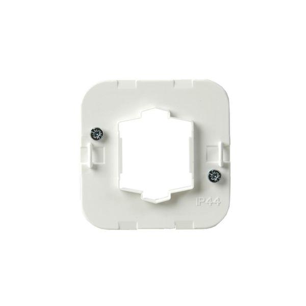 ABB ABB2474 Festeplate IP44, 1/3-knapp