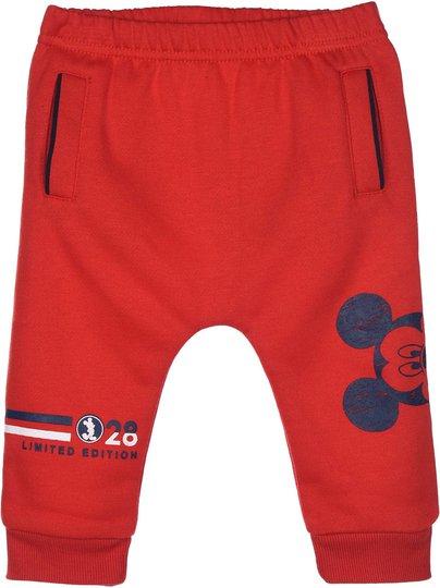 Disney Mikke Mus Bukse, Red, 6 Måneder