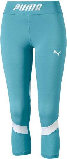 Puma Active Sports Leggings, Blue 104
