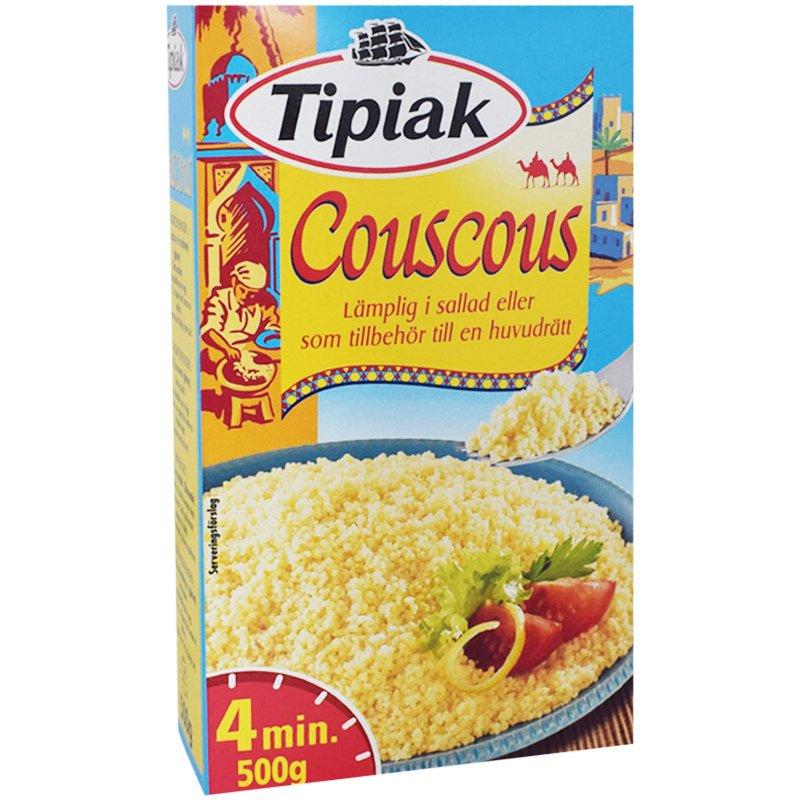 Couscous 500g - 60% rabatt